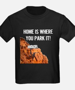 Home Is Where You Park It - Trav T