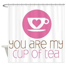 My Cup of Tea Shower Curtain