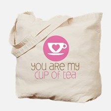 My Cup of Tea Tote Bag
