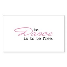 To Be Free Decal