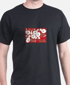Love And Poppies T-Shirt
