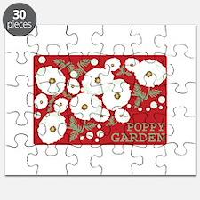 Poppy Garden Puzzle