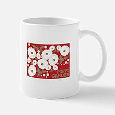 Poppy Garden Mugs