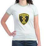 Berdoo Animal Control Jr. Ringer T-Shirt
