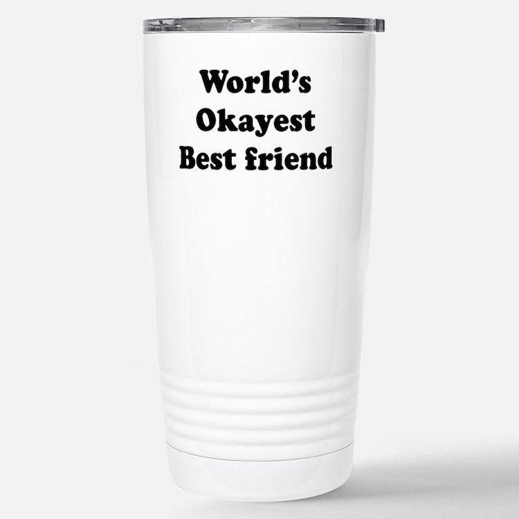 Cute Cousin sister Travel Mug