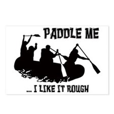 Paddle Me! Postcards (package Of 8)