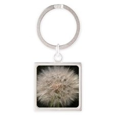 Gone to Seed Square Keychain