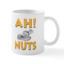 Ah! Nuts Chipmunk Mug