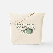 Made of Tea Tote Bag