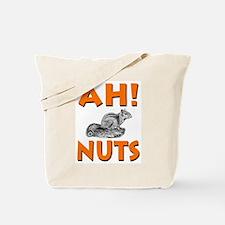 Ah! Nuts Chipmunk Tote Bag