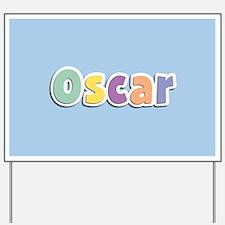 Oscar Spring14 Yard Sign