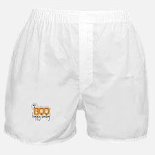 Happy Booday! Boxer Shorts