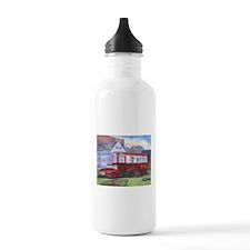 Gilleys Diner Portsmou Water Bottle