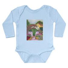 Prescott Park Aldrich Long Sleeve Infant Bodysuit