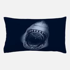 Shark Bite Pillow Case