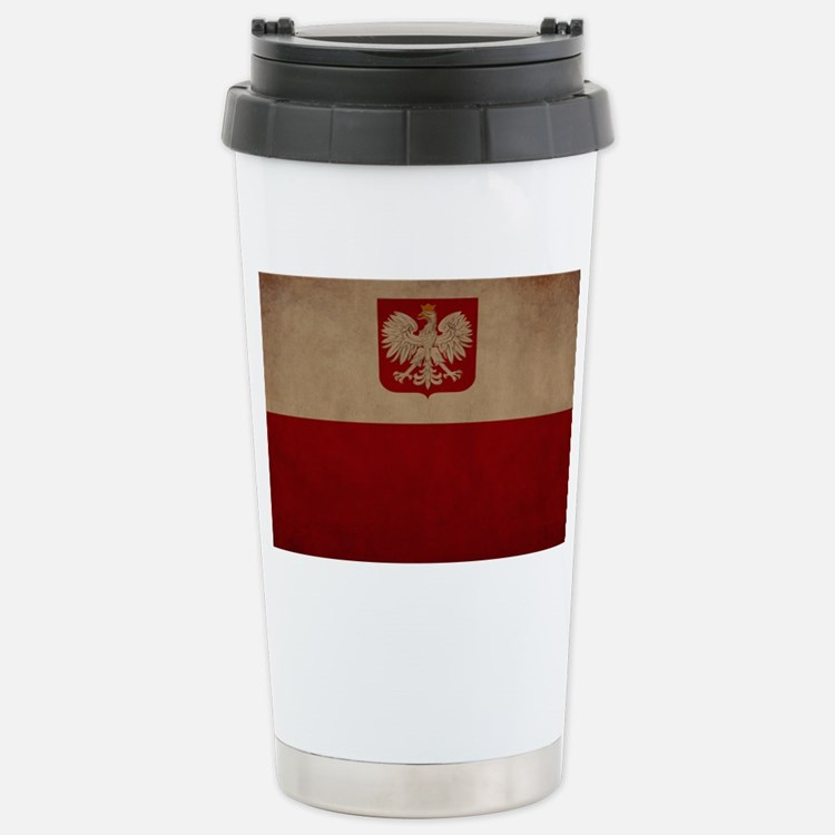 Poland Travel Mug