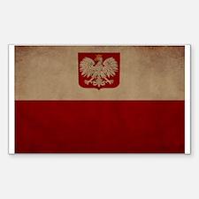 Poland Decal