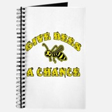 Give Bees a Chance Journal