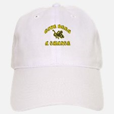 Give Bees a Chance Baseball Baseball Cap