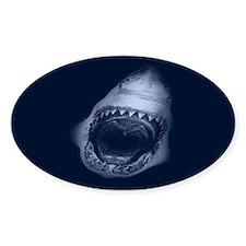 Shark Bite Decal