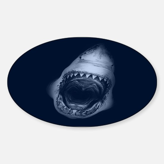 Shark Bite Decal