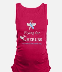 DareMe4Charity Shirts Maternity Tank Top