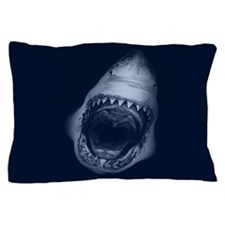 Shark Bite Pillow Case