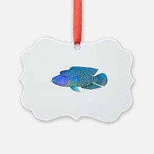 Humphead Wrasse Ornament