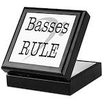 Basses Rule Keepsake Box