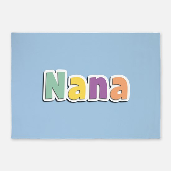 Nana Spring14 5'x7'Area Rug