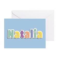 Natalia Spring14 Greeting Card