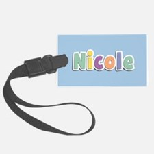 Nicole Spring14 Luggage Tag