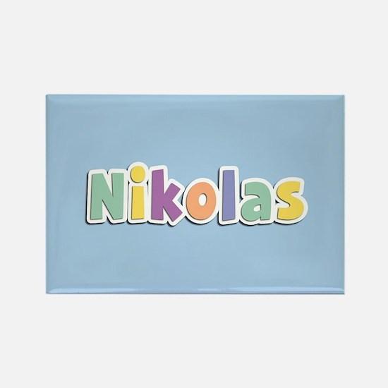 Nikolas Spring14 Rectangle Magnet