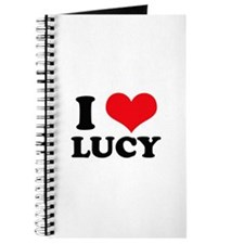 I Heart Lucy Journal