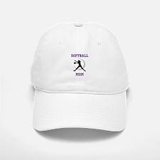 Softball Mom tshirt Baseball Baseball Baseball Cap