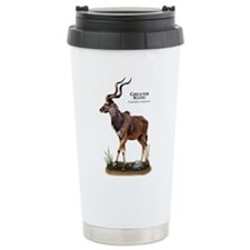 Greater Kudu Travel Mug