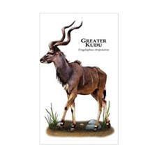 Greater Kudu Decal