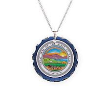Kansas Seal.png Necklace