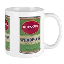 Can of Whoop Ass Mug