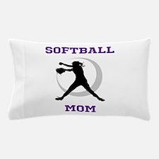 Softball Mom tshirt Pillow Case