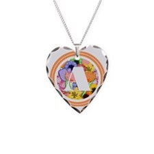 Avery Necklace Heart Charm