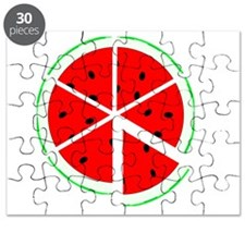 Mouthwatering Watermelon Puzzle