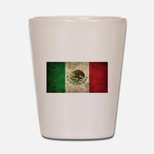Mexico Shot Glass