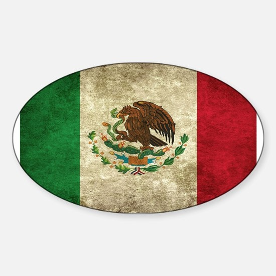 Mexico Decal