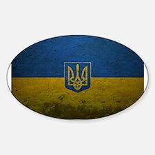 Ukraine Decal