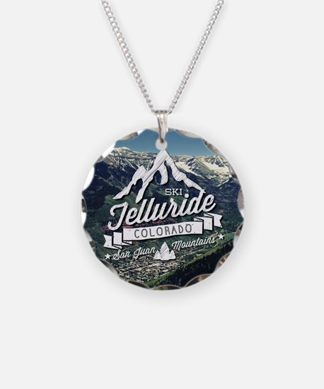Telluride Mountain Vintage Necklace