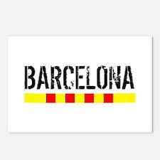 Catalunya: Barcelona Postcards (Package of 8)