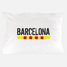 Catalunya: Barcelona Pillow Case
