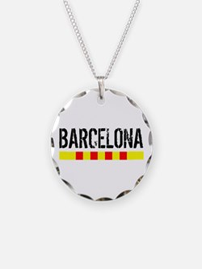 Catalunya: Barcelona Necklace