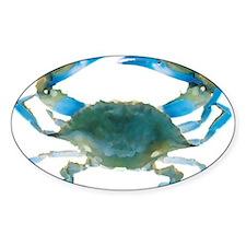 Cute Crab Decal